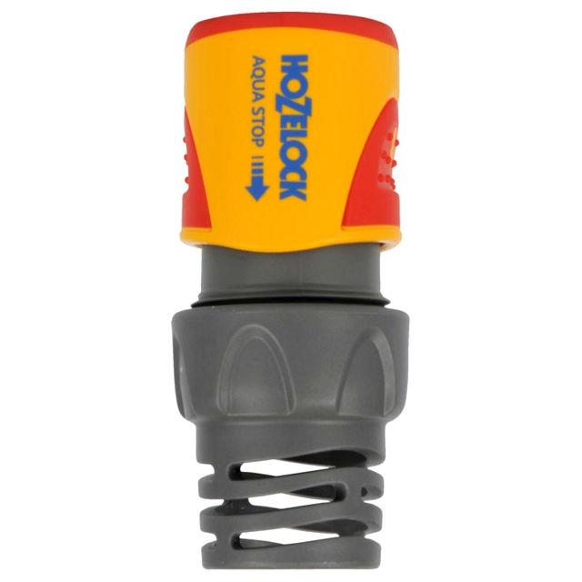 коннектор HOZELOCK 5/8-3/4 с аквастопом пластик коннектор hozelock с аквастопом 1 2