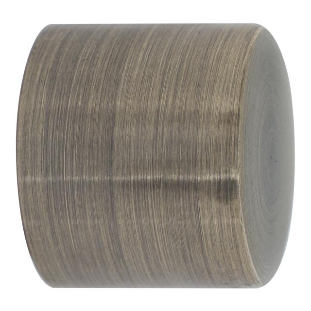 комплект наконечников ARTTEX 16мм заглушка 2шт золото антик, арт.16.93.650