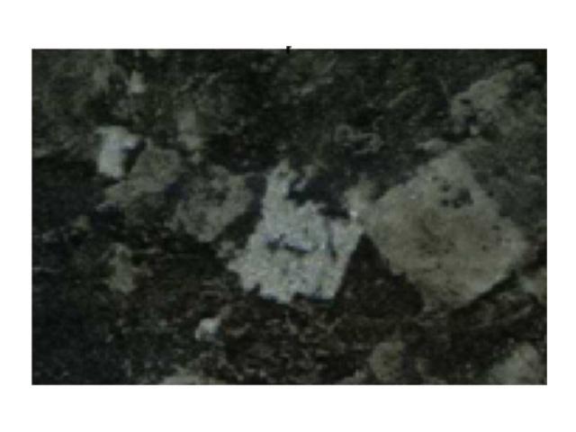 щит мебельный 3000х600х4мм Гранит черный глянец