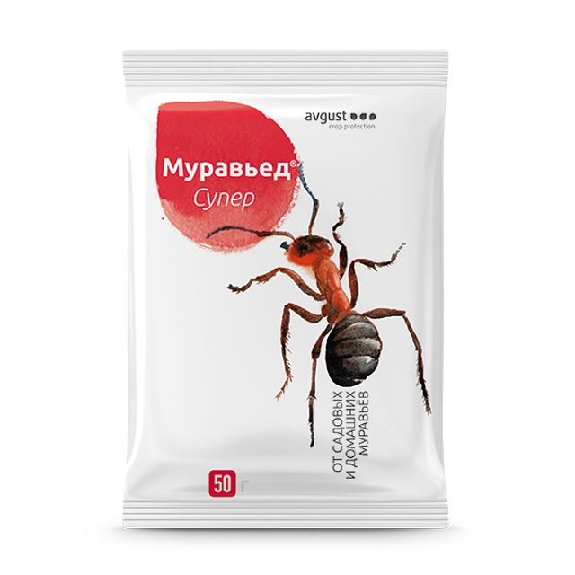 инсектицид от муравьев Муравьед Супер 50г
