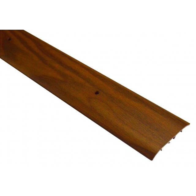 порог алюм. стык 60мм 1,8м декор. дуб венеция Аг60 порог одноуровневый стык самоклеящийся 0 9 м цвет ольха