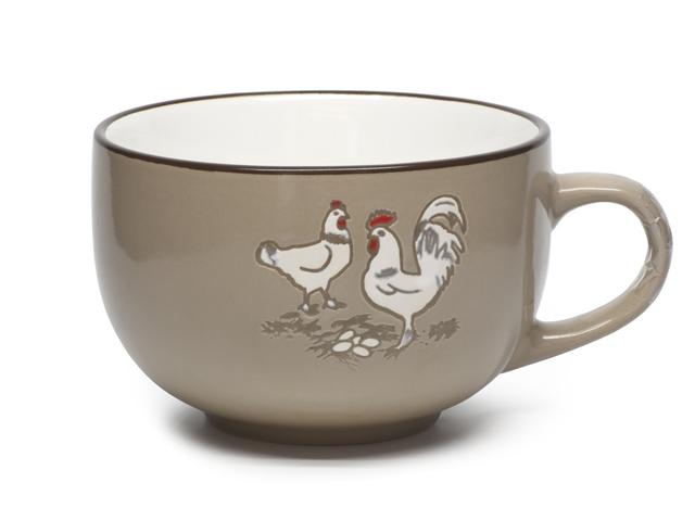 чашка бульонная Rustic 460мл керамика в ассорт. creative personality warm rustic chandeliers birds e14 material iron ac220v