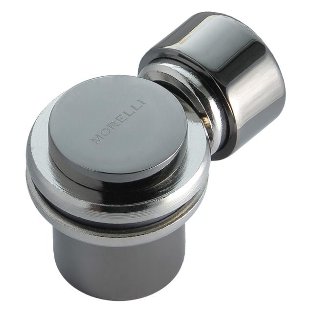 фиксатор для двери магнитный MORELLI MDS-4 черный никель