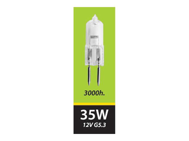 лампа галогенная SHOLTZ 35Вт GU5.3 200лм 2700K 12В капсула
