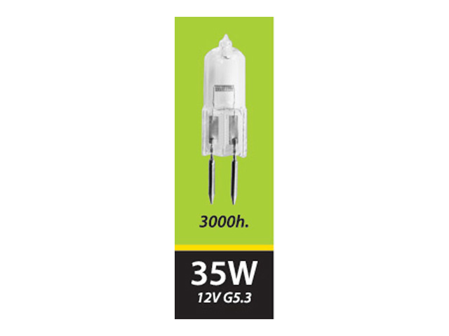 лампа галогенная 35Вт JC/GU5.3 12В SHOLTZ галогенная лампа no 10pcs lot g4 10w jc dc12v