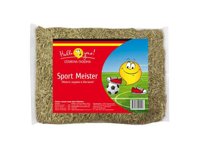 семена газонной травы Sport Meister Gras 0,3кг