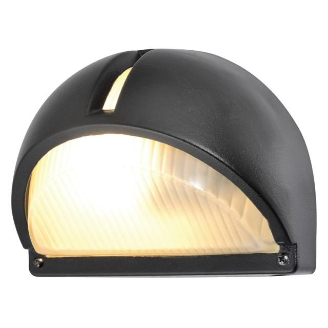 светильник уличный настенный Urban 1х60Вт E27 230В алюминий черный A2801AL-1BK