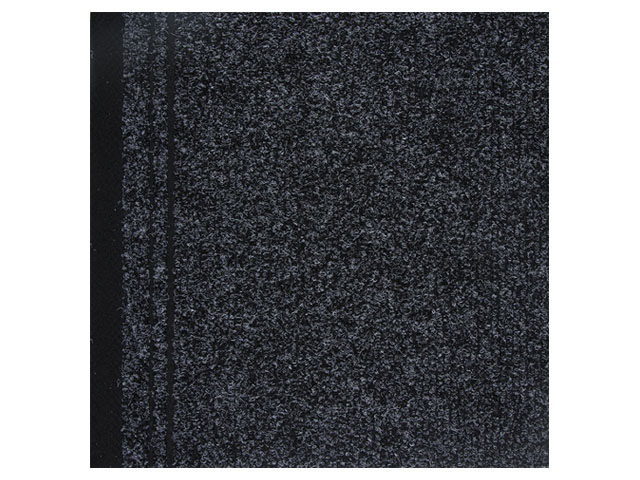 дорожка грязезащитная Kortriek 2082 0,66м черная