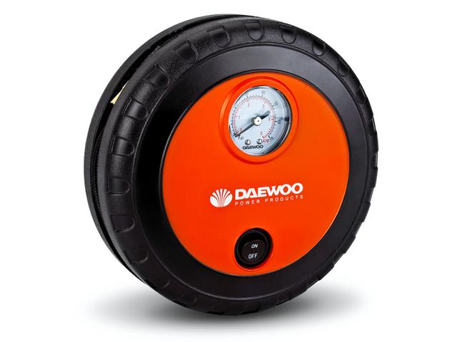 компрессор автомобильный DAEWOO, 12 В, 25 л/мин