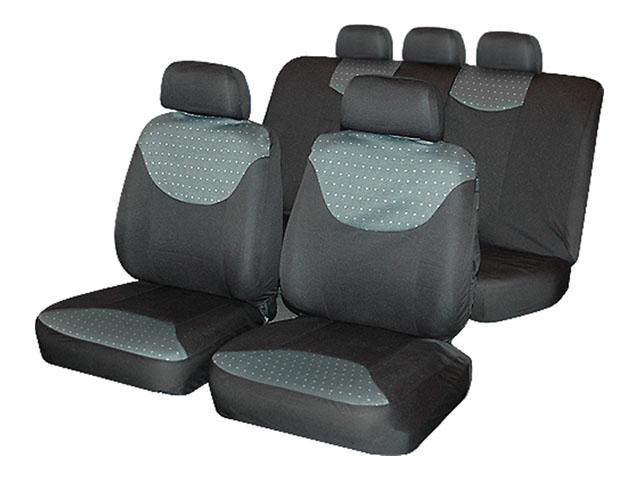 чехлы для сидений AUTO STANDART 9 предметов