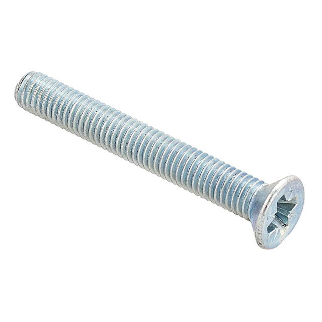 винт DIN965 с потайн гол М6х16 12шт потайной винт креп комп цинк din965 5х10 17000шт вп510