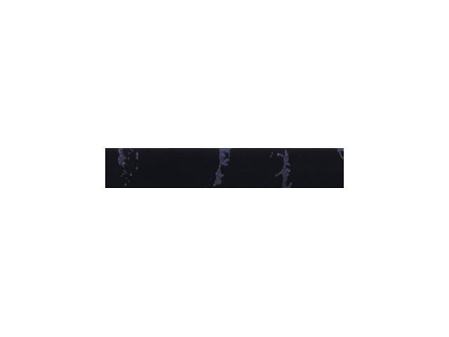 профиль ПВХ для плитки 8-9мм наружный 2,5м мрамор черный 019135