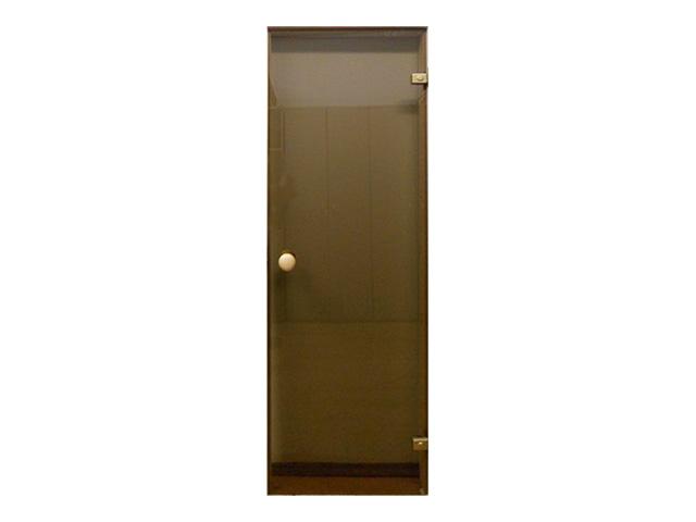 дверь для сауны ANDRES econom 700х1900 мм бронза