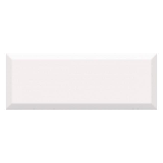 купить плитка настенная 15х40 ВИЛЛАНЕЛЛА грань, белый по цене 993 рублей