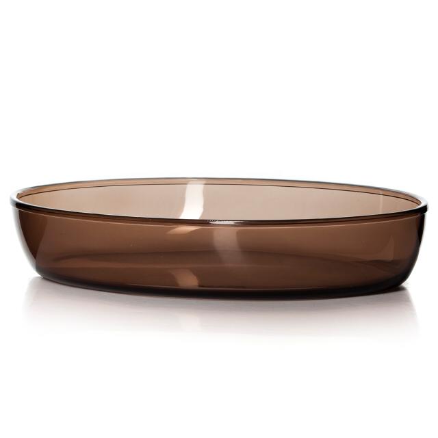 форма д/запекания PASABAHCE Borcam 3л овальная 35х24х7см жаропрочное стекло