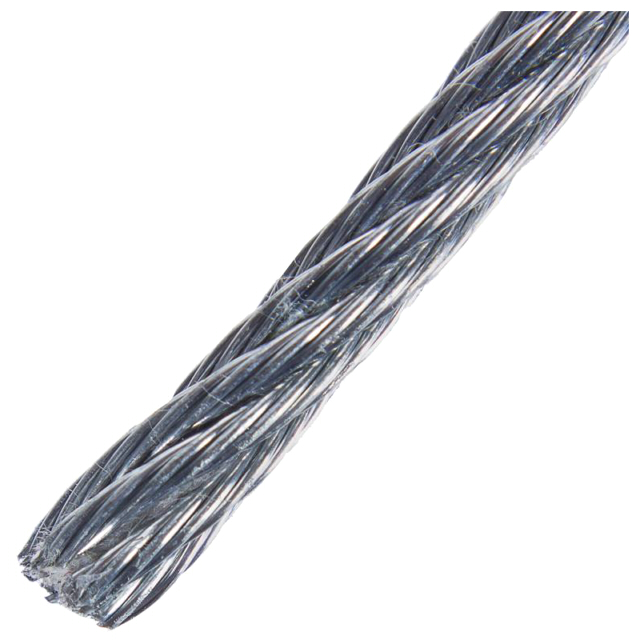 трос DIN 3055 2мм сталь