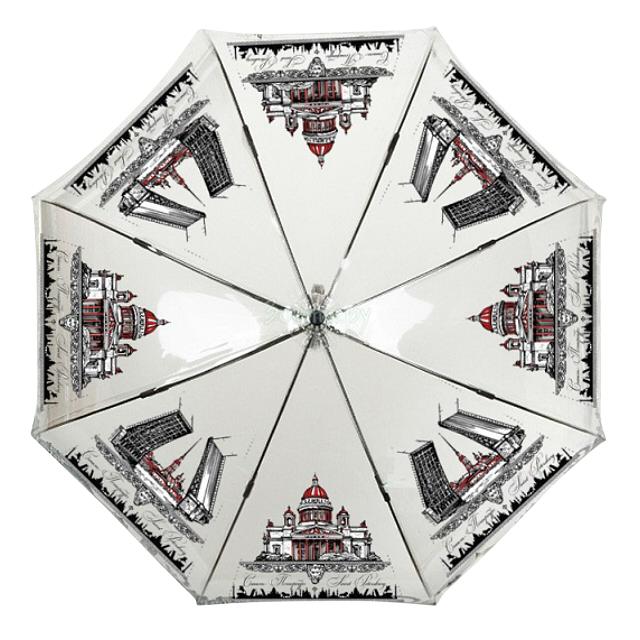зонт женский Виды Санкт-Петербурга трость