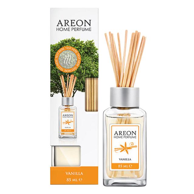 ароматизатор AREON Home Perfume Sticks Vanilla жидк. 85мл