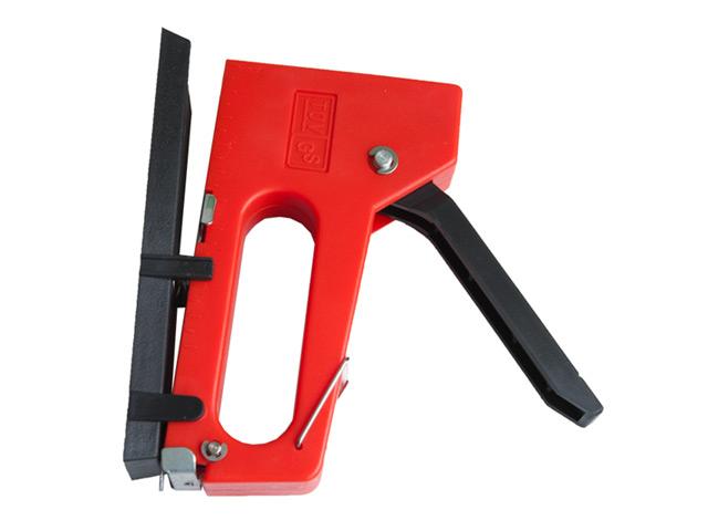 степлер ручной UGO LOKS тип 53 4-8мм пластиковый корпус