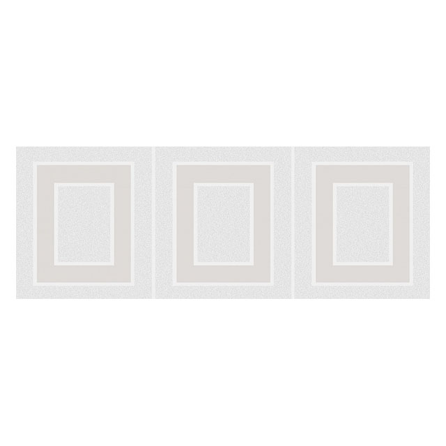декор настенный 15х40 ВИЛЛАНЕЛЛА геометрия, белый бордюр настенный 40х3 вилланелла белый