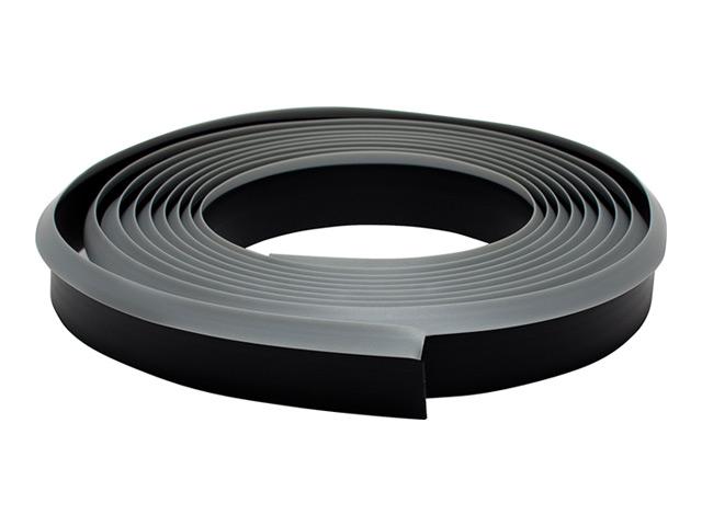 лента уплотнительная для столешниц SALAG серебро 4,2м