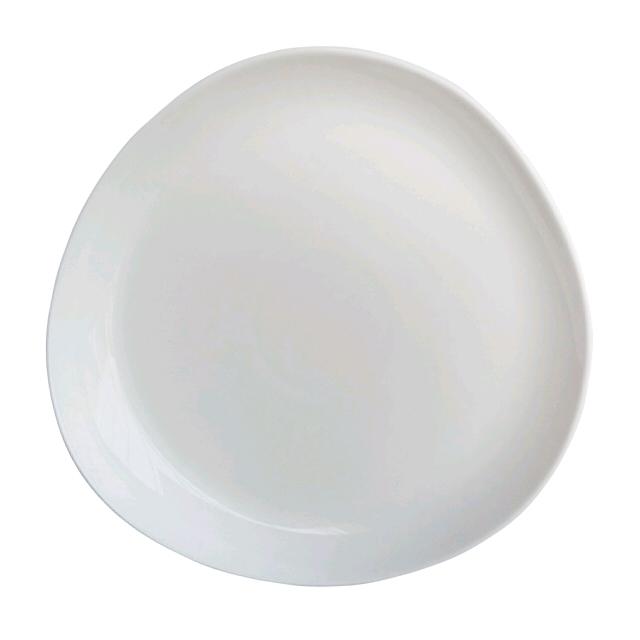 тарелка обеденная TUDOR ENGLAND, 25см, фарфор