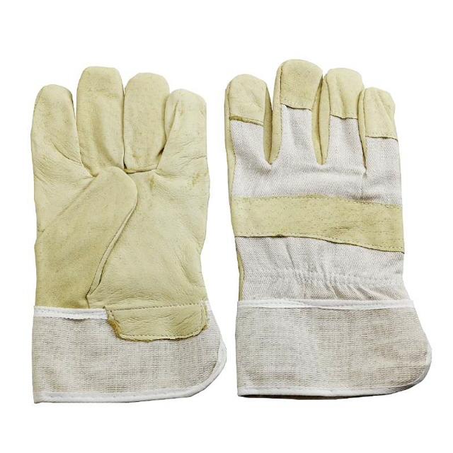 перчатки рабочие из искусственной кожи L цены онлайн