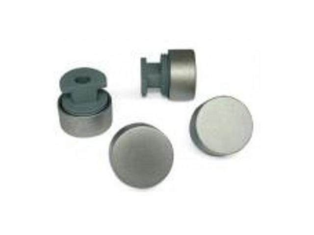 крепление для зеркал, сталь, хром, 20 мм, 4 шт