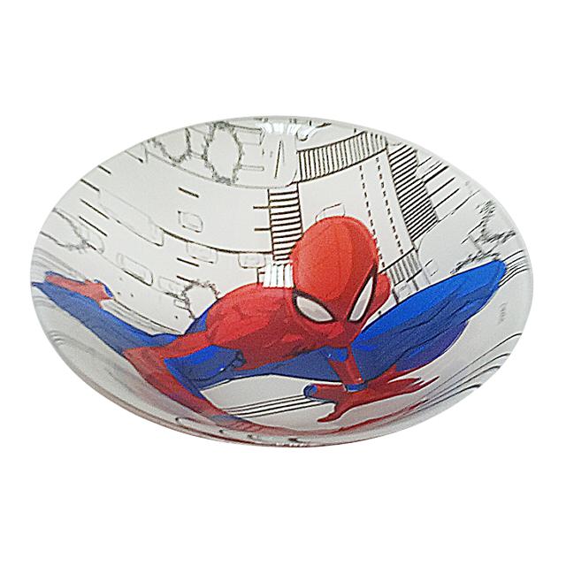 салатник PASABAHCE Человек-паук 14см закаленное стекло