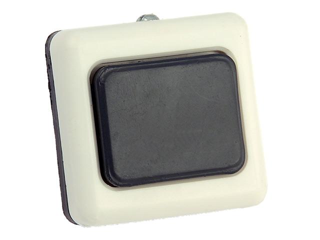 кнопка для звонка А1-04-001, квадратная