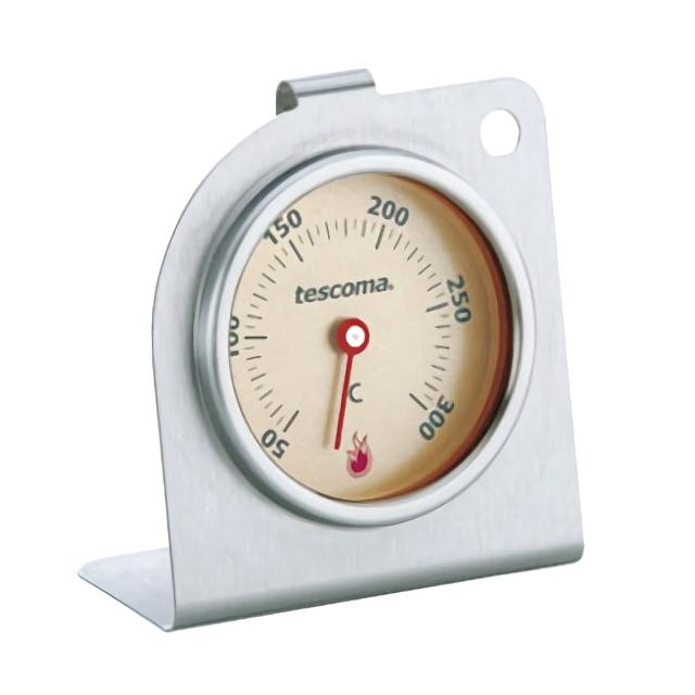 термометр для духовки TESCOMA Gradius механический нерж.сталь, жаропрочное стекло