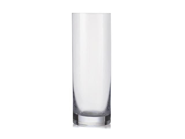 набор стаканов Барлайн 6шт 300мл для воды, стекло глад. бесцветные