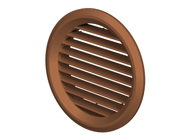 решетка МВ 50/2бВ ПСMV 50/2bV PS коричневый